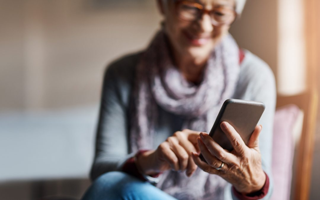Over 75s fuelling UK online growth